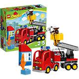 LEGO DUPLO 10592: Пожарный грузовик