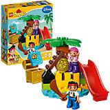 LEGO DUPLO 10604: Остров сокровищ