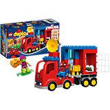 LEGO 10608 DUPLO: Spider-Man– Spider-Truck-Abenteuer