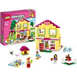 LEGO Juniors 10686: Семейный домик