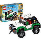 LEGO 31037 Creator: Abenteuerfahrzeuge