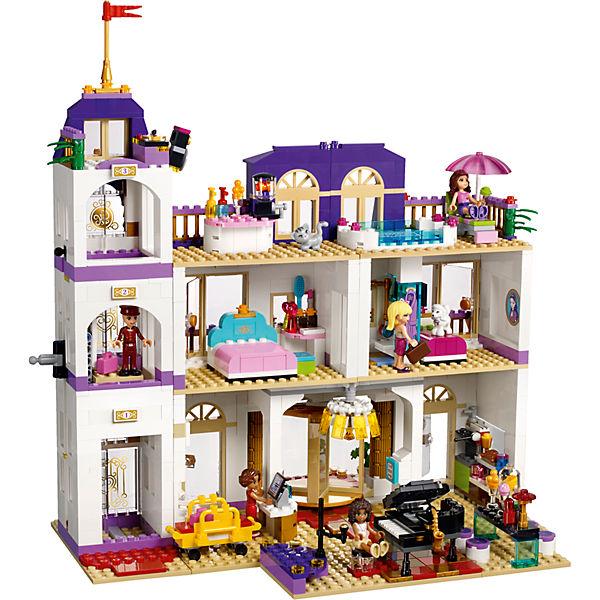 LEGO Friends 41101: Гранд-отель