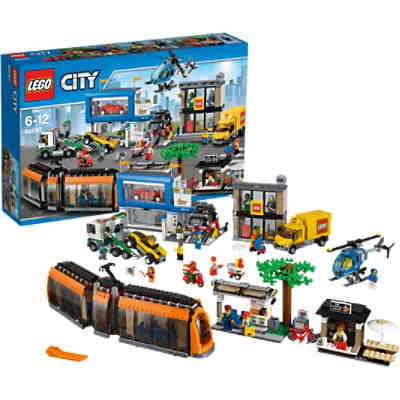 LEGO 60097 City: Stadtzentrum