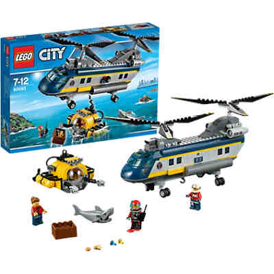 LEGO 60093 City: Tiefsee-Helikopter