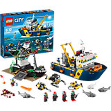 LEGO 60095 City: Tiefsee-Expeditionsschiff