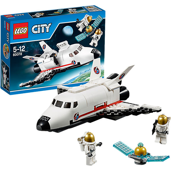 LEGO 60078 City: Weltraum-Shuttle