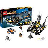 LEGO Super Heroes 76034: Погоня в бухте на Бэткатере