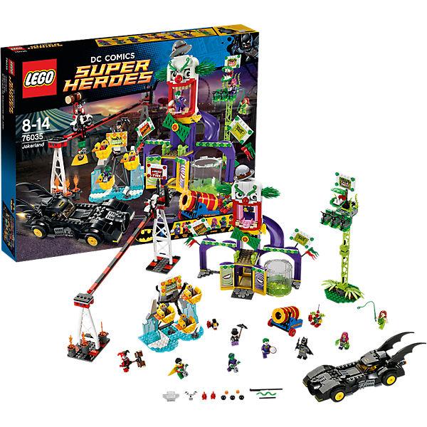 Lego Super Heroes - Jokerland (76035) per 85,37€ [myToys]