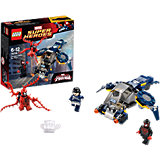 LEGO Super Heroes 76036: Воздушная атака Карнажа