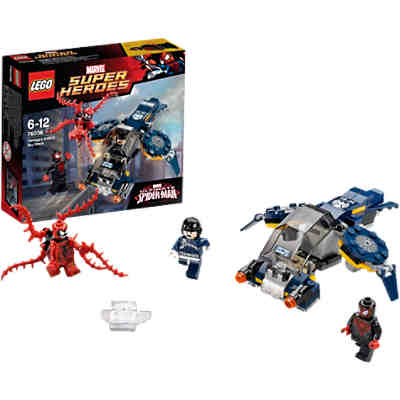 LEGO 76036 Super Heroes: Carnages Attacke auf SHIELD