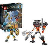 LEGO BIONICLE 70795: Создатель Масок против Стального Черепа