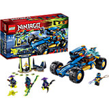 LEGO 70731 Ninjago: Jay Walker One