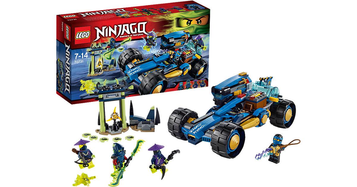70731 Ninjago: Jay Walker One