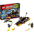 LEGO 70733 Ninjago: Cole's Donner-Bike