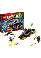 LEGO 70733 Ninjago: Cole's Donner-Bike