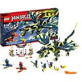 LEGO NINJAGO 70736: Атака Дракона Морро