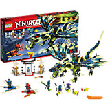LEGO 70736 Ninjago: Angriff des Morro-Drachens