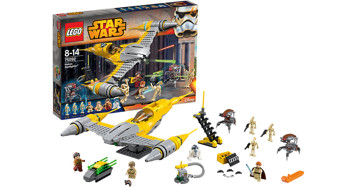 Lego Star Wars 75092 - Naboo Starfighter offerte