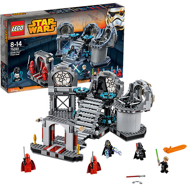 LEGO Star Wars 75093: Звезда Смерти™ - Последняя схватка