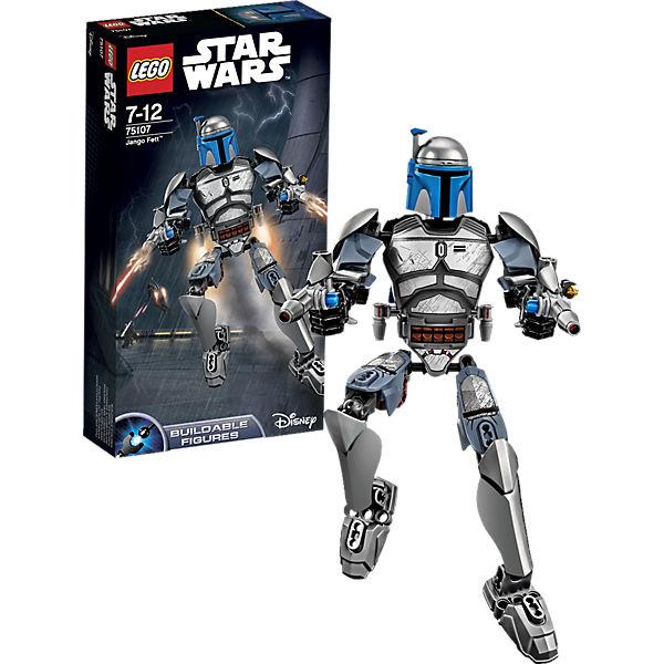 LEGO Star Wars 75107: Джанго Фетт