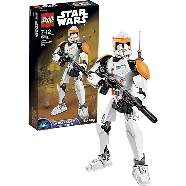 LEGO 75108 Star Wars: Clone Commander Cody