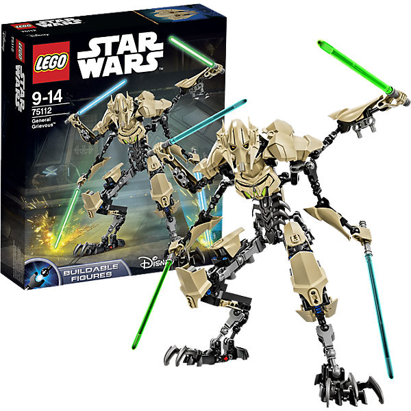 LEGO 75112 Star Wars: General Grievous