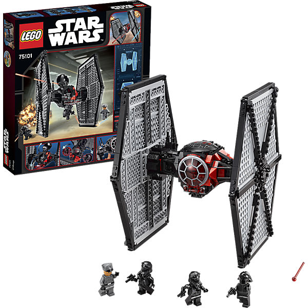 LEGO 75101 Star Wars: First Order Special Forces TIE Fighter