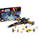 LEGO 75102 Star Wars: Poe's X-Wing Fighter