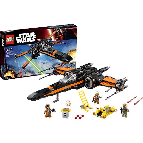 LEGO Star Wars 75102: Истребитель По