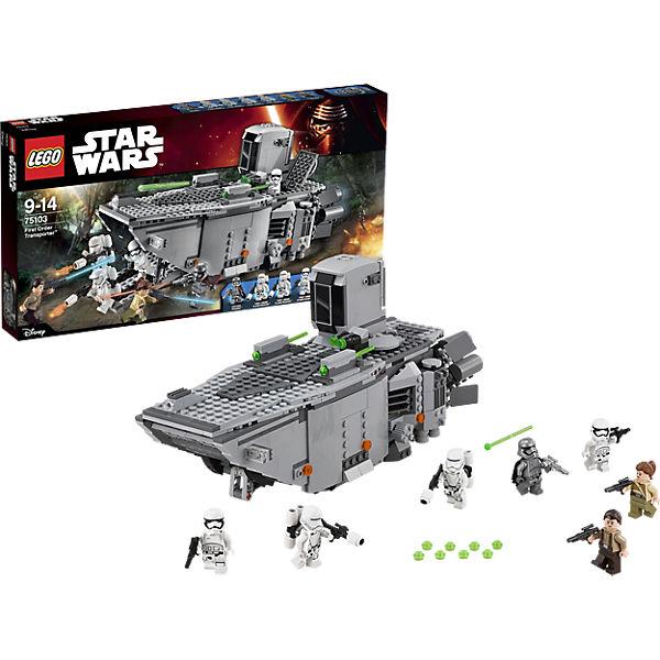 Lego Star Wars - Trasportatore del Primo Ordine (75103) per 78,22€ - inclusa spedizione [mytoys]