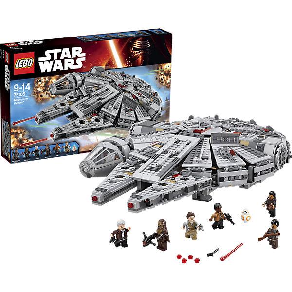 LEGO Star Wars 75105: Сокол Тысячелетия