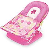 Лежак для купания Deluxe Baby Bather, Summer Infant, розовый