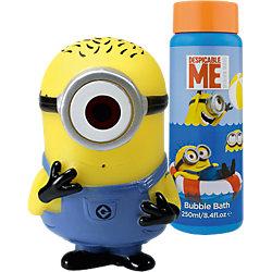 Schaumbadflaschen- und Quietscher Minions 250 ml