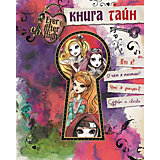 "Книга с наклейками ""Книга тайн"", Ever After High"