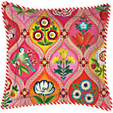 Kuschelkissen Fairy Tiles, pink, 45 x 45 cm