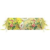 Nackenrolle, La fleu de vie, yellow, 22 x 70 cm