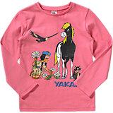 YAKARI Langarmshirt für Mädchen