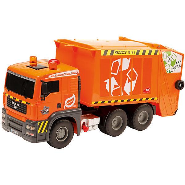 Müllwagen cm länge dickie toys mytoys
