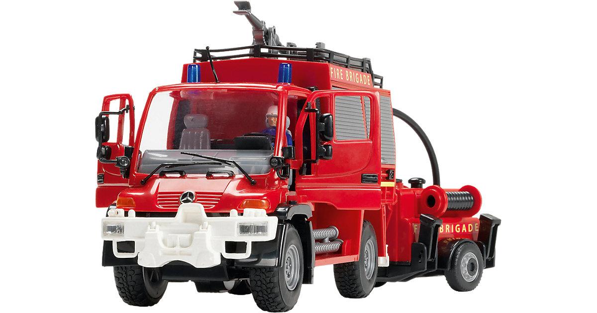 Unimog Feuerwehr Set