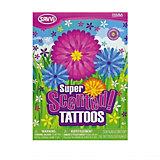 Набор татуировок для девочек с запахом цветов, 50 шт., Savvi