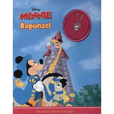 Minnie Mouse: Rapunzel