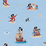 Tapete, Capt´n Sharky, Piraten, Eurorolle 10,05 x 0,53 m