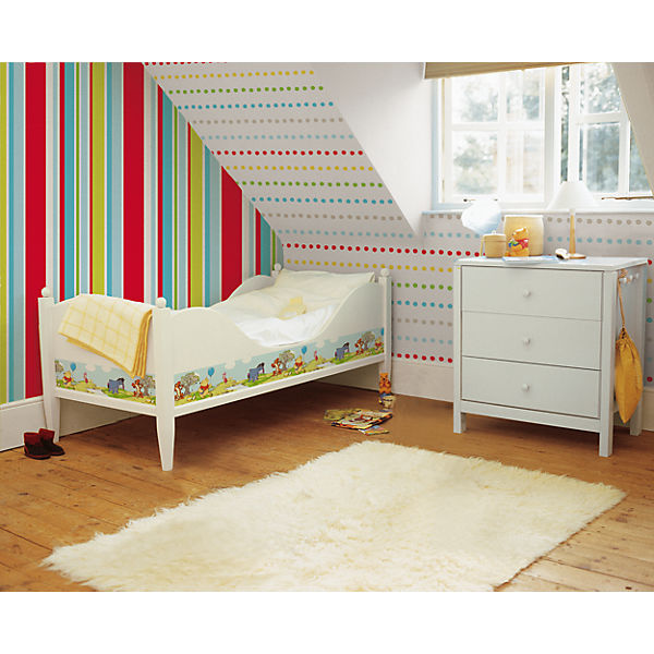 tapete winnie the pooh bunt 10 m x 53 cm disney winnie puuh mytoys. Black Bedroom Furniture Sets. Home Design Ideas