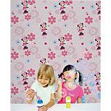 Tapete, Minnie Mouse, Blumen, Eurorolle 10,05 x 0,53 m
