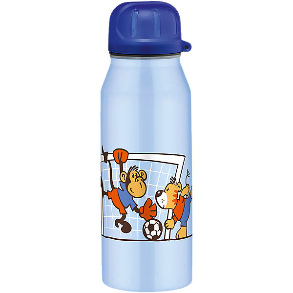 Isolier-Trinkflasche Animal football, 0,35 l