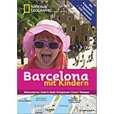 National Geographic Familien-Reiseführer Barcelona mit Kindern