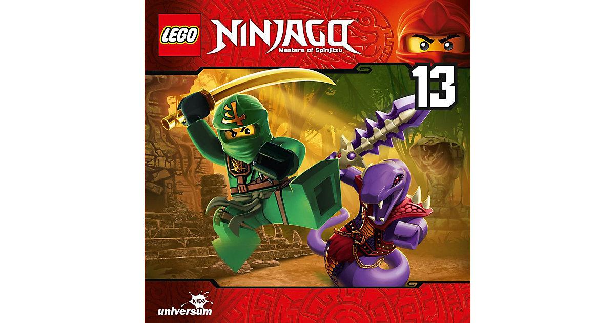 CD LEGO Ninjago 13 Hörbuch