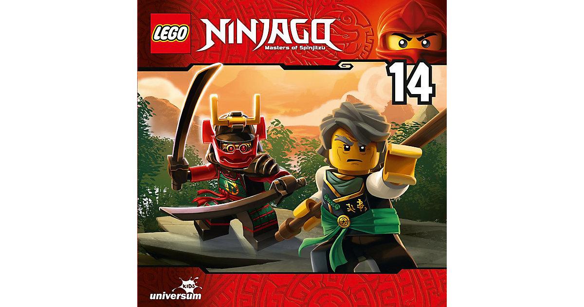 CD LEGO Ninjago 14 Hörbuch
