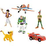 BULLYLAND Comicwelt - Walt Disney Helden Set mit 6 Figuren