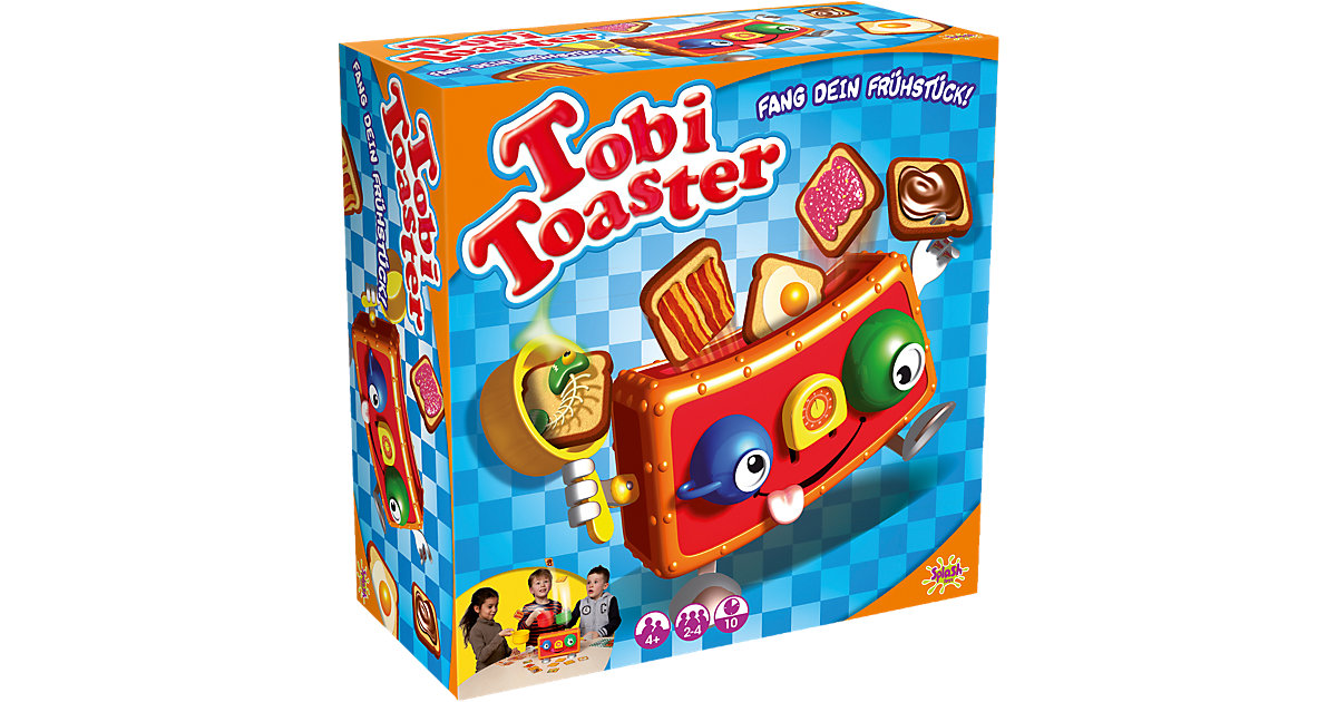 Tobi Toaster
